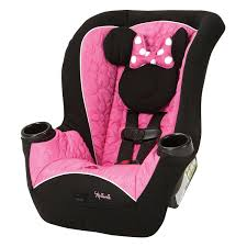 minnie mouse mouseketeer apt convertible car seat