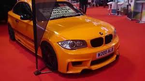 BMW 3 Series bmw 128i body kit : BMW E82 E88 1 Series DTD Signature Aero Body Kit 1M Orange Wrap ...