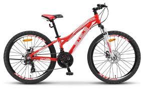 Подростковый горный (MTB) <b>велосипед STELS Navigator 460</b> MD ...