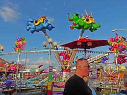 Dumbo Light Festival 2017 Dumbo The Elephant Ride 2017 Strawberry Festival 5 Of 5