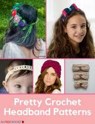 Easy Crochet Headband Pattern Best Inspiration Design