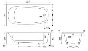 standard bath length amazing size bathtub measurements pictures inspiration gallons