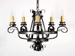 chandelier chandelier lights wrought iron chandeliers rustic throughout wrought iron candle chandelier ideas