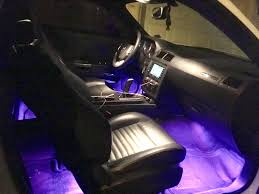 2010 Camaro Footwell Lighting Installed Footwell Lighting Came Out Great Challenger