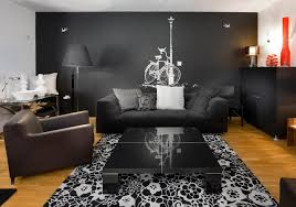 Why not choose from our selection of stunning african american home décor to add some style and beauty to your home. Black Accent Wall Houzz