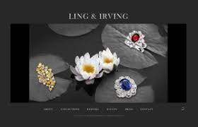accessories jewelry design ling irving jewellery pany limited