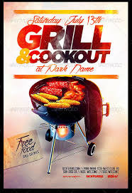 cookout fundraiser flyers 8 cookout flyers printable psd ai vector eps format download