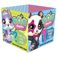 Фигурка-сюрприз S.O.S Pets в наборе Милые зверята ... - ROZETKA