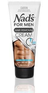 nad s hair removal handsfree cream for men depilatory cream nad s for men