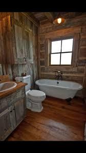 Cabin Bathroom 1000 Ideas About Log Home Bathrooms On Pinterest Log Cabin