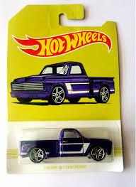 Hot Wheels Classic American Pickup Trucks - Custom '69 Chevy ...