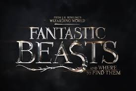 Fantastic Beasts and Where to Find Them' Title Design Unveiled by ... via Relatably.com