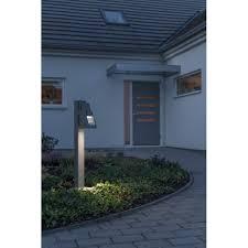 Staande Lamp Konstsmide Potenza 7980 370 Antraciet 230v 1 Lichts