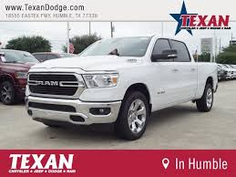 New 2019 RAM All-New 1500 Big Horn/Lone Star Crew Cab in Humble ...