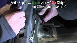 installation of a trailer wiring harness on a 2004 toyota avalon installation of a trailer wiring harness on a 2004 toyota avalon etrailer com