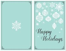 Happy Holiday Card Templates 47 Free Printable Christmas Card Templates You Can Even