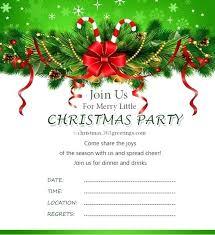 Microsoft Invitation Holiday Party Invitation Template Elegant Winter Office Templates