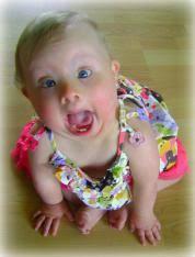 Make-A-Meme.com - Baby Carrie Derp Meme Generator via Relatably.com
