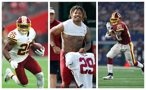 Adrian Peterson Depth Chart Redskins Depth Chart Review Is Running Back The Strongest