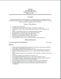 Pipefitter Resume Samples