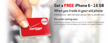 iphone deals verizon. verizon iphone 6 plus free trade deals b