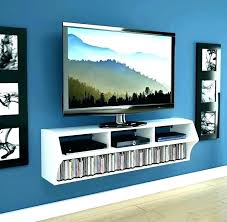hang tv on wall wall mount flat screen mounting in corner ideas wall mount shelf wall