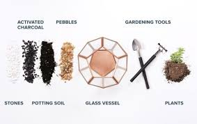 small gardening tools prepare small tools for this project make sure that they are handy to use these all gardening tools will help you a lot when you