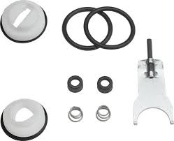 delta single handle faucet repair kit