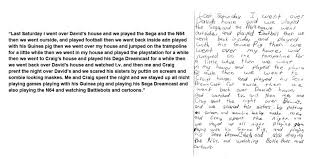 narrative essay example th grade narrative essay example 4th grade