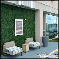 fake grass wall artificial green walls outdoor to enlarge faux grass wall decor