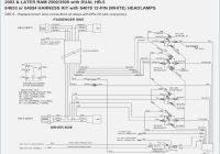 hiniker snow plow wiring schematic anonymer info