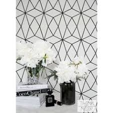 venus contemporary geometric bonded leather wallpaper 55