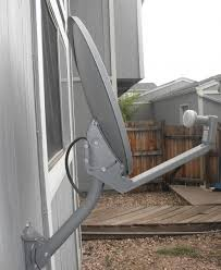 Directv Azimuth And Elevation Chart How To Re Peak A Directv Satellite Dish For Better Signal