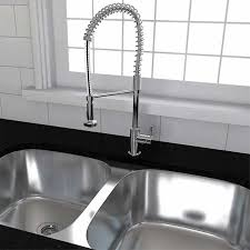 silver and black rectangle modern metal kitchen sink costco laminated ideas for costco stainless