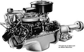 willem weertman chrysler engine designer the 30° slant is clearly shown in the cross section diagram