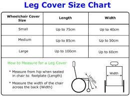 Wheelchair Size Chart Seenin Fleece Wheelchair Leg Cover Trabasack Lap Desk And Bag In One