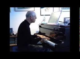 n von wilm waltz for 2 pianos op 72