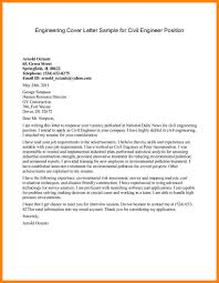 6 Cover Letter Example Engineering Offecial Letter