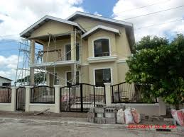 Home Design  Two Story Modern House Plans Carpenters General Two Storey Modern House Designs