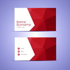 Business Card For It Professionals Samples Designs Template