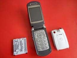 Motorola A series A840 - Silver ...