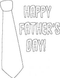 Small Picture Fathers Day Coloring Crafts HubPages