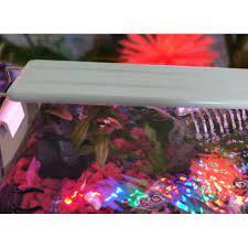 Đèn led thủy sinh bật tắt 3 chế độ màu- đèn led màu cho bể cá bể thủy sinh  giảm chỉ còn 119,600 đ
