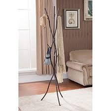 Tree Branch Coat Rack Gorgeous Amazon K B Furniture Tree Branch Coat Rack 32H In Kitchen