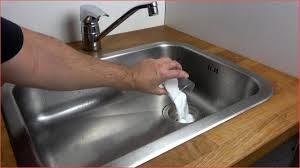 clogged kitchen sink baking soda luxury clogged tub drain beautiful h sink how to clear clogged bathroom i