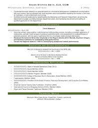 Sample Zoning Supervisor Resume Real Estate Development Resume Skinalluremedspa Com