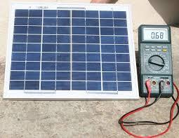 Солнечные батареи для акамулятора