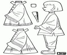 Small Picture Boy Paper Dolls Coloring Pages Paper doll to dress up in