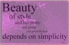 Natural Beauty Is The Best Beauty Quotes Best of Simplicity Honey I'm Fabulous Pinterest