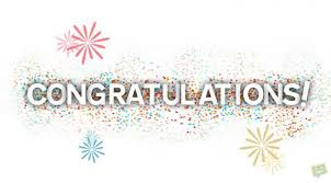 Congratulations To Our Therapist Siona Bastable On Her